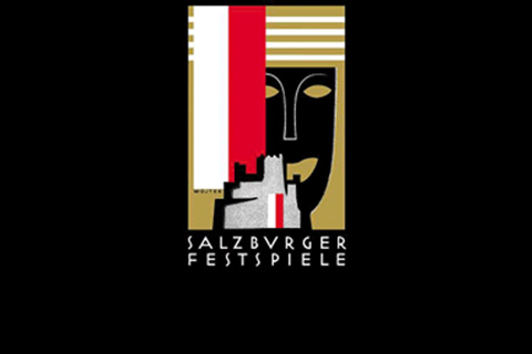 Logo for the Salzburg Festival